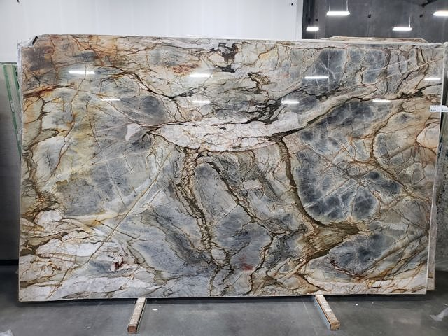 Blue Tempest Quartzite