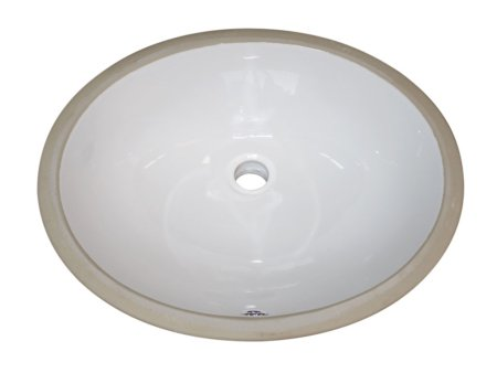 CRS – Porcelain – Oval Small – Sink
