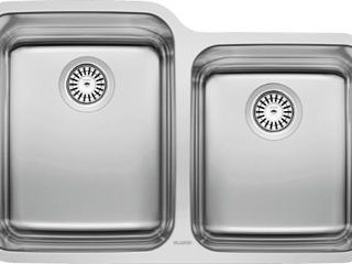 Blanco  – 60/40 – Stellar 1-3/4 Bowl Sink –  441023