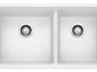 Blanco  –  60/40  –  Precis Sink – White – 441125